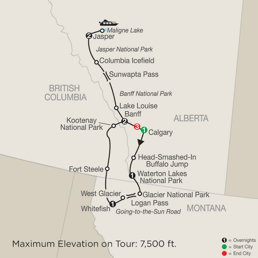 Western Canada Tours Amp Vacation Packages Globus 174