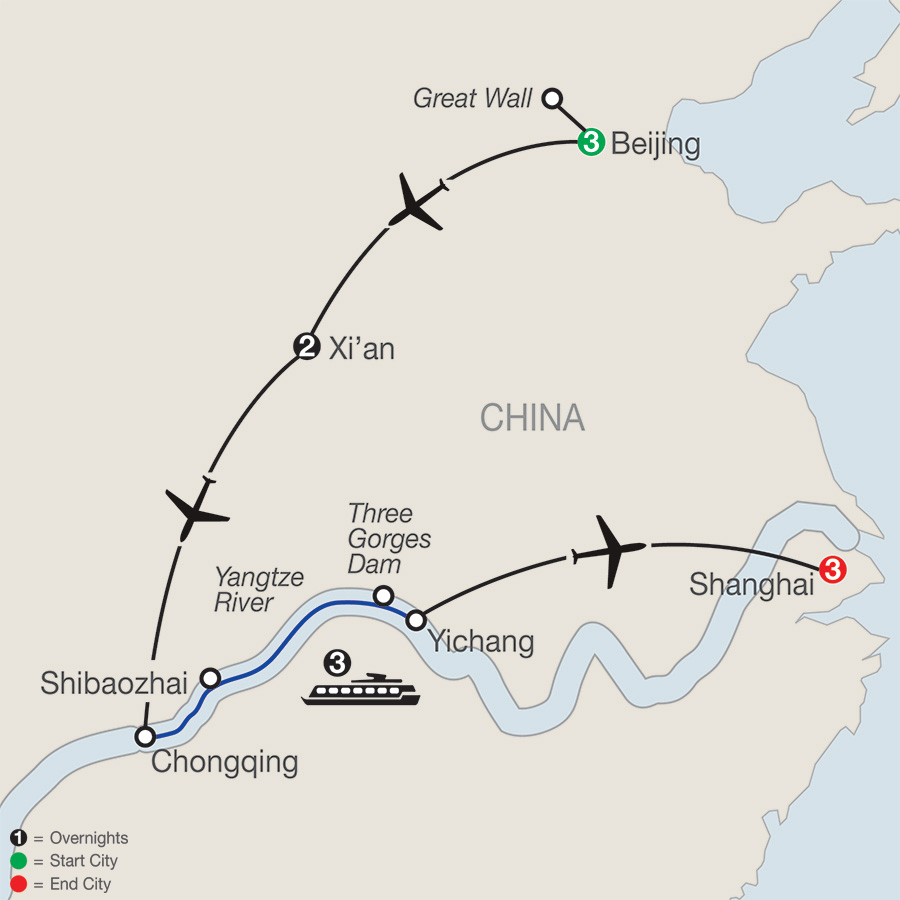 Classic China & the Yangtze River