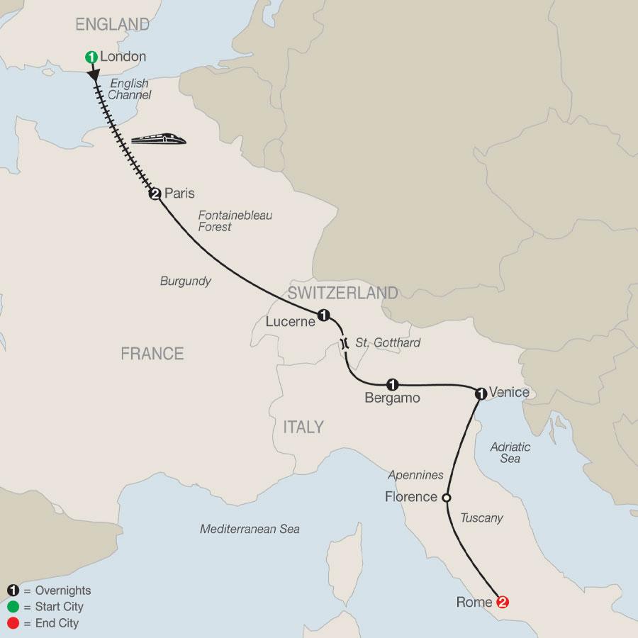 European Highlights