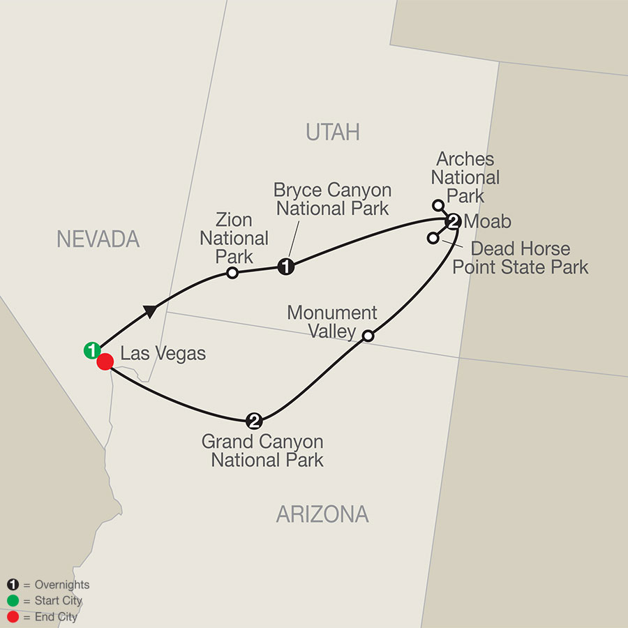 America's Canyonlands Escape