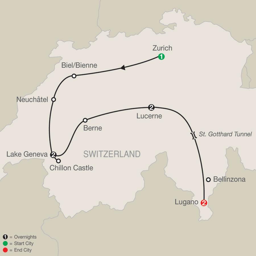 Swiss Escape