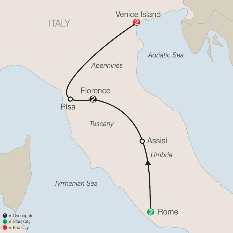 Italian Escape