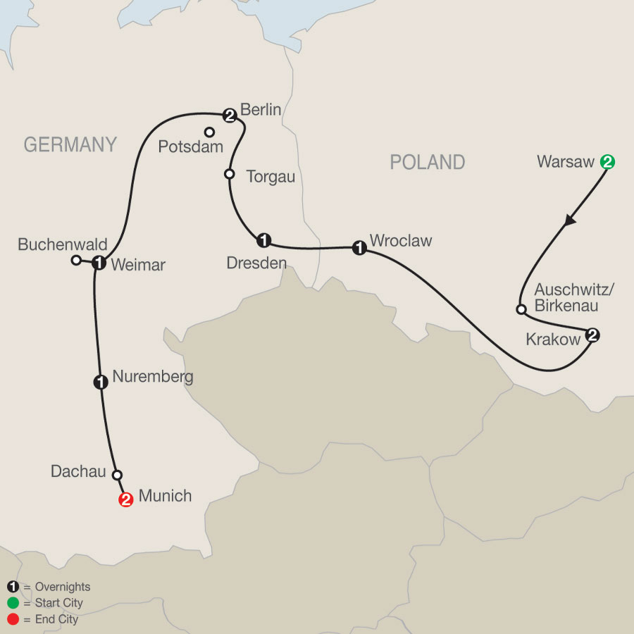 Poland, East Germany & World War II