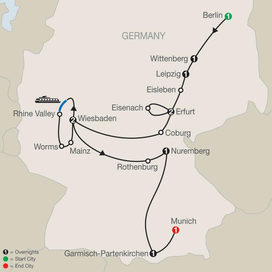 The European Reformation – Faith-Based Travel