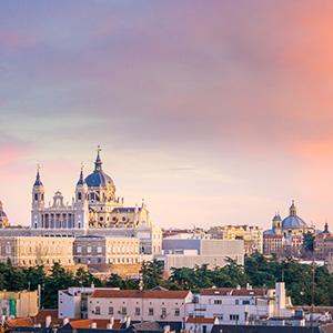 3 Nights Barcelona, 3 Nights Madrid, 3 Nights Lisbon & 3 Nights Oporto