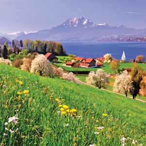 3 Nights Paris, 3 Nights Geneva with Mont Blanc & 2 Nights Lucerne