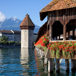 3 Nights Geneva with Mont Blanc & 2 Nights Lucerne
