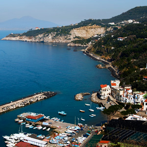 3 Nights Sorrento & 3 Nights Rome (DIB)
