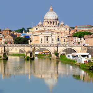 3 Nights Rome, 4 Nights Florence & 2 Nights Venice