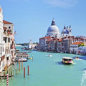 3 Nights Venice & 3 Nights Rome (DIW)
