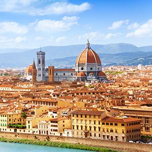 2 Nights Florence & 3 Nights Rome