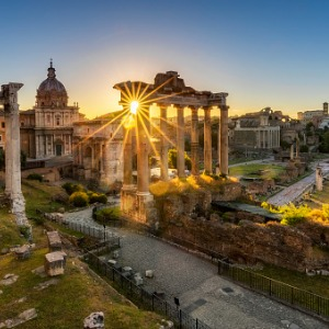 3 ROME & 3 Nights Paris (DY)
