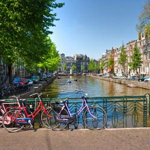 Holland, Luxembourg & Belgium (HW)