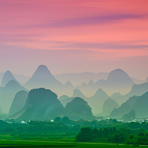 Guilin & Hong Kong