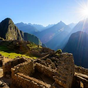 Machu Picchu Getaway (ISP)