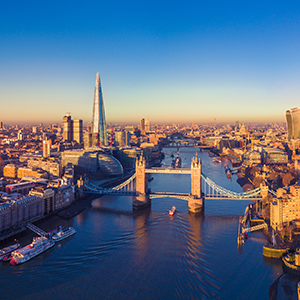 European Escape With London (KFL)