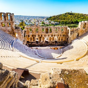 Greek Escape With 3-Night Iconic Aegean Cruise (KGK)
