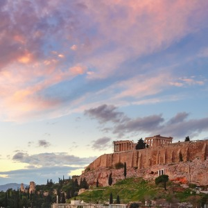 Highlights Of Greece Escape With 7-night 3 Continent Cruise (KGS)