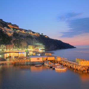 SORRENTO GETAWAY 3 NIGHTS (MS)