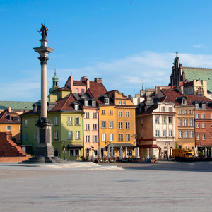 POLAND, EAST GERMANY & WORLD WAR II (RV)