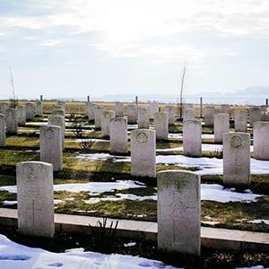 WWI MEMORIALS & BATTLEFIELDS (RW1)