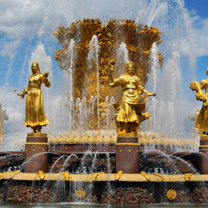 ST. PETERSBURG & MOSCOW (RX)