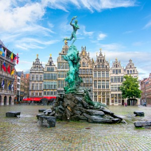 Springtime in Holland & Belgium