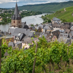 The Rhine & Moselle: Canals, Vineyards & Castles with 1 Night in Amsterdam & 2 Nights in Paris