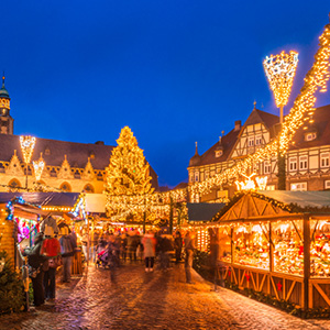 Festive Time on the Romantic Rhine – Southbound