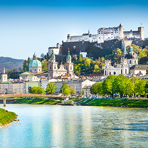 Active Discovery on the Danube with 2 Nights Salzburg Area & 1 Night Munich – Westbound