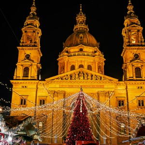 Christmastime from Budapest to Basel