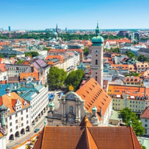 Jewels of Central Europe & Jewish Heritage - Cruise Only
