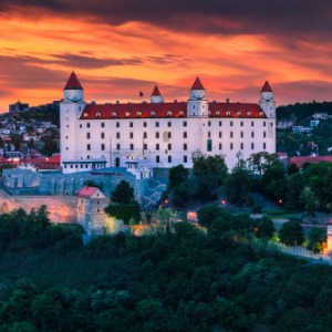 Festive Season on A Taste of the Danube (Westbound)