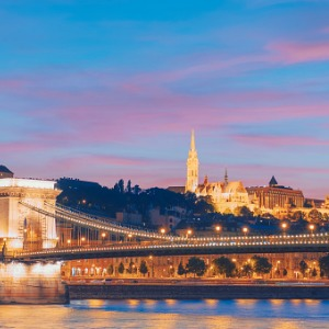 Festive Season on A Taste of the Danube with 2 Nights in Budapest (Westbound)