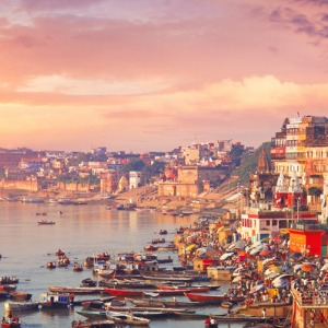 Colorful India & the Ganges River with Southern India, Varanasi & Kathmandu