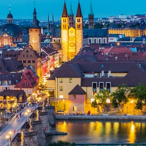 Festive Season in the Heart of Germany with 2 Nights in Prague (Eastbound)