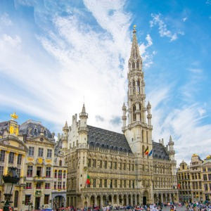 Grand Tulip Cruise of Holland & Belgium WWI Remembrance & History Cruise with 1 Night in Amsterdam