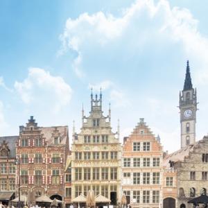 Grand Tulip Cruise of Holland & Belgium with 1 Night in Amsterdam
