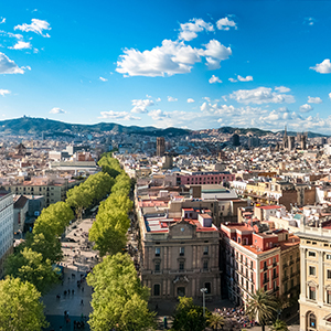 Burgundy & Provence with 3 Nights Barcelona for Wine Lovers