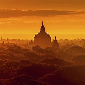 Golden Myanmar & the Alluring Irrawaddy – Southbound