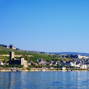 Rhine & Rhône Revealed Author Cruise withDiana Gabaldon and 3 Nights in Paris and 3 Nights in London