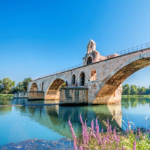 Burgundy & Provence with 2 Nights in Paris (Northbound)
