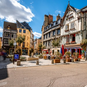 Grand France with 3 Nights in London (Northbound)