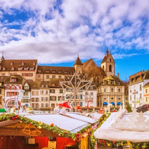 Christmastime from Basel to Budapest