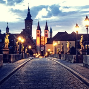 Festive Season in the Heart of Germany with 2 Nights in Prague (Westbound)