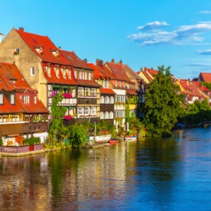 The Heart of Germany with 2 Nights in Prague (Westbound)