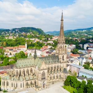 Danube Splendors with 2 Nights in Prague & 2 Nights in Transylvania
