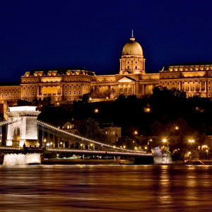 Danube from Black Sea to Budapest with 1 Night in Budapest