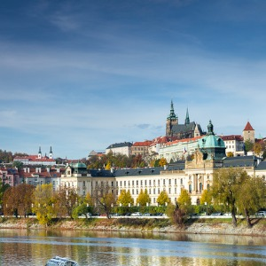From the Danube Delta to Prague – Cruise Only
