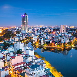 The Heart of Cambodia & Vietnam with Hue & Danang (Southbound)